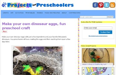 http://www.projectsforpreschoolers.com/make-your-own-dinosaur-eggs-fun-preschool-craft/