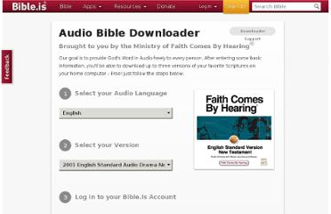 http://www.bible.is/audiodownloader