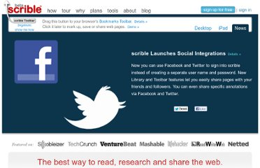 http://www.scrible.com/#news:social_launch