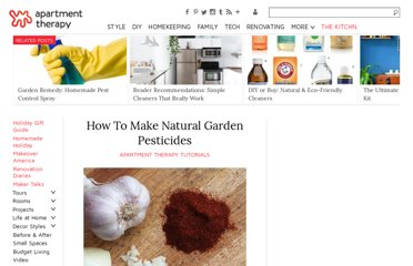 http://www.apartmenttherapy.com/how-to-make-natural-garden-pesticides-169168