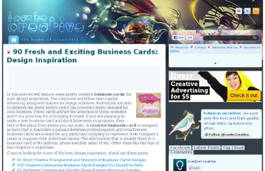 http://www.icanbecreative.com/90-fresh-exciting-business-cards-design-inspiration.html