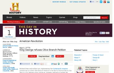 http://www.history.com/this-day-in-history/king-george-refuses-olive-branch-petition