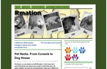 http://affurmation.com/pet-hacks-from-console-to-dog-house/
