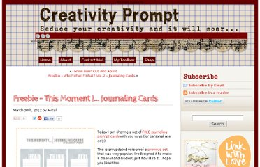 http://www.creativityprompt.com/freebie-this-moment-i-journaling-cards/
