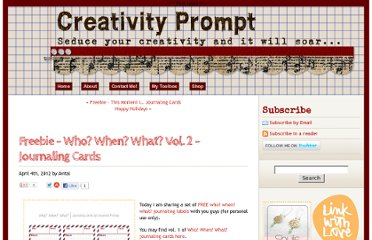 http://www.creativityprompt.com/freebie-who-when-what-vol-2-journaling-cards/