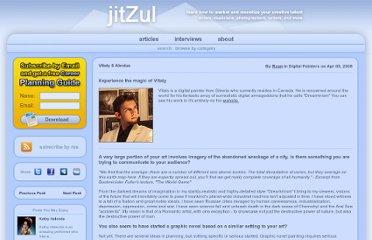 http://www.jitzul.com/sections/interviews/?target=51