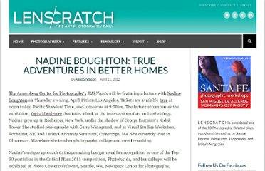 http://www.lenscratch.com/2012/04/nadine-boughton.html