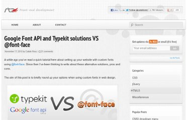 http://www.red-team-design.com/google-font-api-and-typekit-solutions-vs-font-face