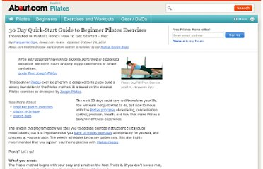 http://pilates.about.com/od/pilatesroutines/a/Pilates-Beginner-Exercise-Program.htm