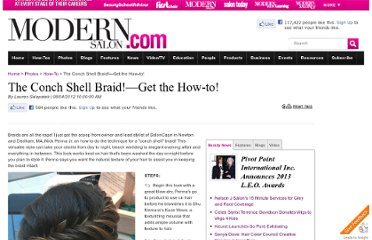 http://www.modernsalon.com/hair-photos/how-to/The-Conch-Shell-Braid-144938795.html