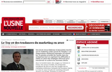 http://www.usinenouvelle.com/article/le-top-10-des-tendances-du-marketing-en-2010.N129099