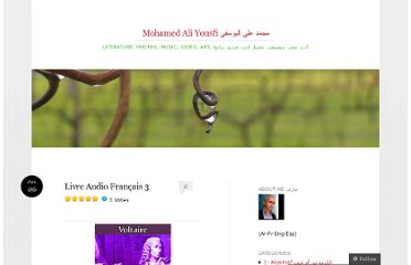 http://alcarma.wordpress.com/2010/06/06/livre-audio-francais-3/