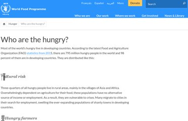 http://www.wfp.org/hunger/who-are