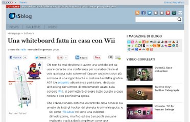 http://www.ossblog.it/post/3646/una-whiteboard-fatta-in-casa-con-wii