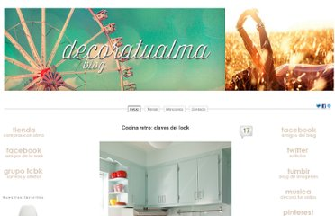 http://decoratualma.blogspot.com/2010/11/cocina-retro-claves-del-look.html