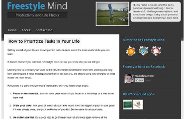 http://freestylemind.com/how-to-prioritize-tasks