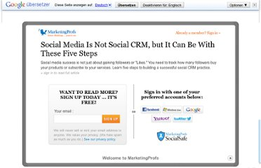http://www.marketingprofs.com/articles/2012/7627/social-media-is-not-social-crm-but-it-can-be-with-these-five-steps