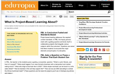 http://www.edutopia.org/project-based-learning-guide-description
