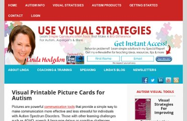 http://www.usevisualstrategies.com/visual-strategies/printable-picture-cards/