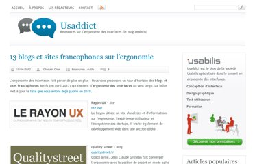 http://www.ergonomie-interface.com/ressources-informations-ouvrages-outils/blogs-sites-lergonomie/