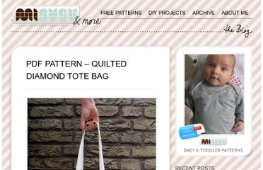http://blog.misusu.co/p/archive/diy-projects-quilted-diamond-tote-bag/