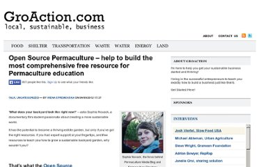 http://www.groaction.com/discover/4581/open-source-permaculture-a-free-online-resource-for-anyone-who-wants-to-create-a-more-sustainable-world/