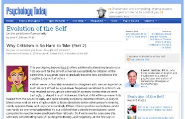 http://www.psychologytoday.com/blog/evolution-the-self/200902/why-criticism-is-so-hard-take-part-2