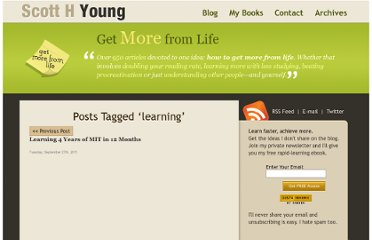 http://www.scotthyoung.com/blog/tag/learning/