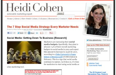 http://heidicohen.com/the-7-step-social-media-strategy-every-marketer-needs/