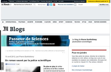 http://passeurdesciences.blog.lemonde.fr/2012/04/16/un-roman-sauve-par-la-police-scientifique/