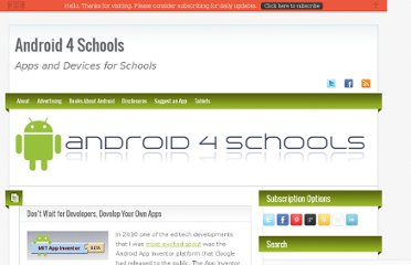 http://www.android4schools.com/2012/04/16/dont-wait-for-developers-develop-your-own-apps/