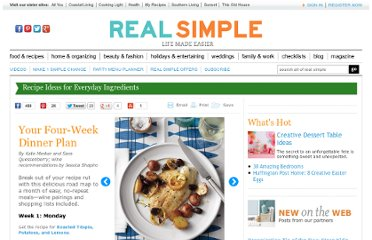 http://www.realsimple.com/food-recipes/recipe-collections-favorites/your-four-week-dinner-plan-00000000041456/index.html