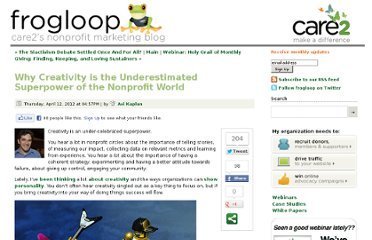 http://www.frogloop.com/care2blog/2012/4/12/why-creativity-is-the-underestimated-superpower-of-the-nonpr.html?sf3890568=1