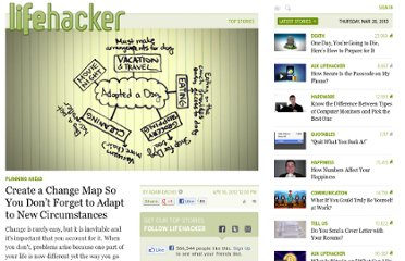 http://lifehacker.com/5902181/create-a-change-map-so-you-dont-forget-to-adapt-to-new-circumstances