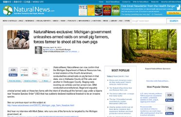 http://www.naturalnews.com/035585_Michigan_farms_raids.html