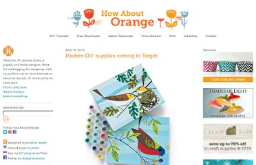 http://howaboutorange.blogspot.com/2012/04/modern-diy-supplies-coming-to-target.html