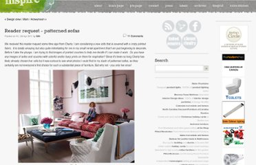 http://www.desiretoinspire.net/blog/2011/4/29/reader-request-patterned-sofas.html