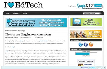http://blog.simplek12.com/education/how-to-use-jing-in-your-classroom/