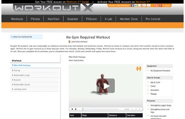 http://www.workout-x.com/fitness/workout-plan-details/67/No-Gym-Required-Workout