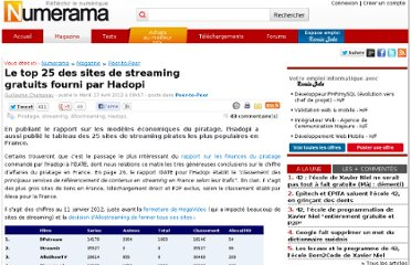 http://www.numerama.com/magazine/22336-le-top-25-des-sites-de-streaming-gratuits-fourni-par-hadopi.html