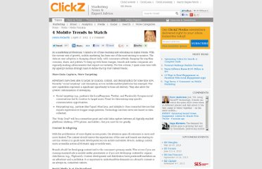 http://www.clickz.com/clickz/column/2168103/mobile-trends-watch