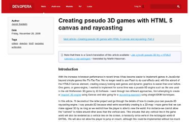 http://dev.opera.com/articles/view/creating-pseudo-3d-games-with-html-5-can-1/