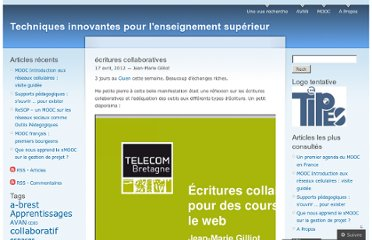 http://tipes.wordpress.com/2012/04/17/ecritures-collaboratives/