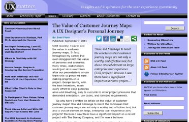 http://uxmatters.com/mt/archives/2011/09/the-value-of-customer-journey-maps-a-ux-designers-personal-journey.php