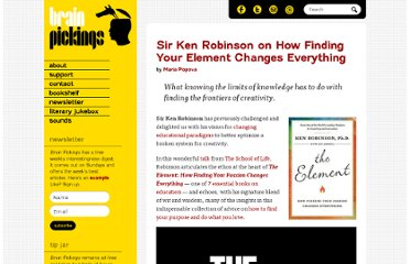 http://www.brainpickings.org/index.php/2012/04/17/sir-ken-robinson-school-of-life/