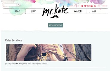 http://www.mrkate.com/retail-locations/