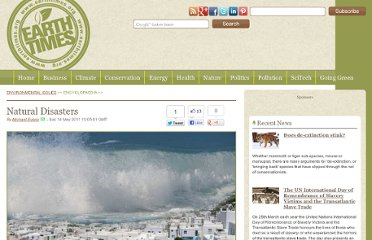 http://www.earthtimes.org/encyclopaedia/environmental-issues/natural-disasters/