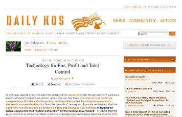 http://www.dailykos.com/story/2012/04/17/1083914/-Technology-for-Fun-Profit-and-Total-Control