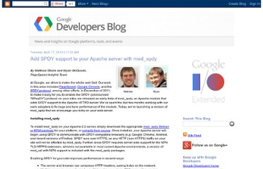 http://googledevelopers.blogspot.com/2012/04/add-spdy-support-to-your-apache-server.html