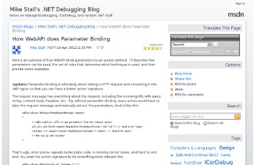http://blogs.msdn.com/b/jmstall/archive/2012/04/16/how-webapi-does-parameter-binding.aspx